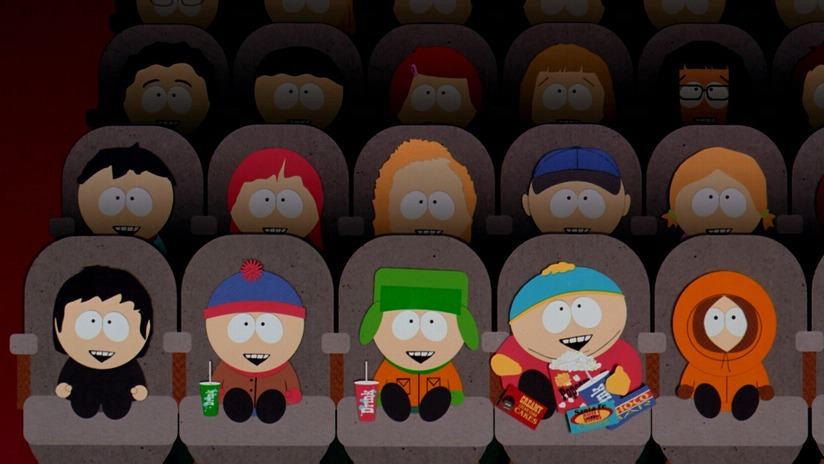 South Park - Top 10 Films