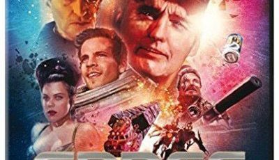 Space Truckers - UK Blu-ray