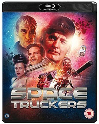 Space Truckers - UK Blu-ray