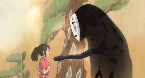 spirited away anime japan animation