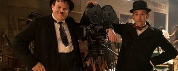 Stan & Ollie - Steve Coogan and John C. Reilly