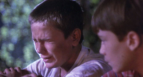 stand by me film movie river phoenix breaks and cries