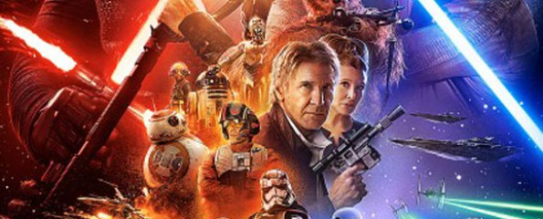 Star Wars - The Force Awakens - Top 10 Films