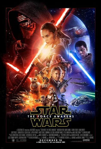 Star Wars - The Force Awakens - Top 10 Films
