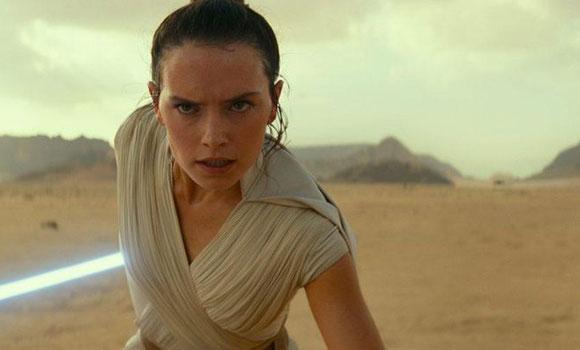 Daisy Ridley - Star Wars IX