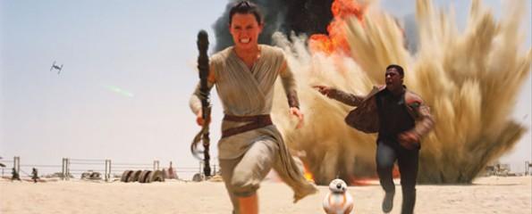 JJ Abrams, Star Wars - A Force Awakens - Top 10 Films