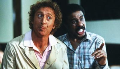 Richard Pryor, Gene Wilder, Stir Crazy, Prison Escape Movie, Comedy,
