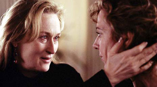 meryl streep, top 10, the hours, daldry,