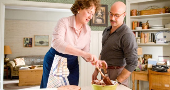 Meryl Streep, Julie and Julia, Film