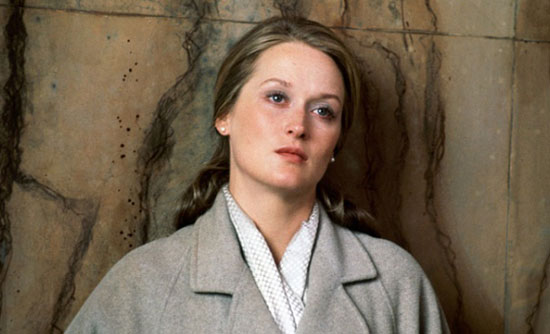 kramer versus kramer, meryl streep best film, top ten,