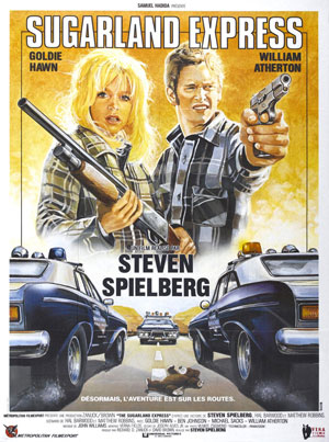 The Sugarland Express, Steven Spielberg film,