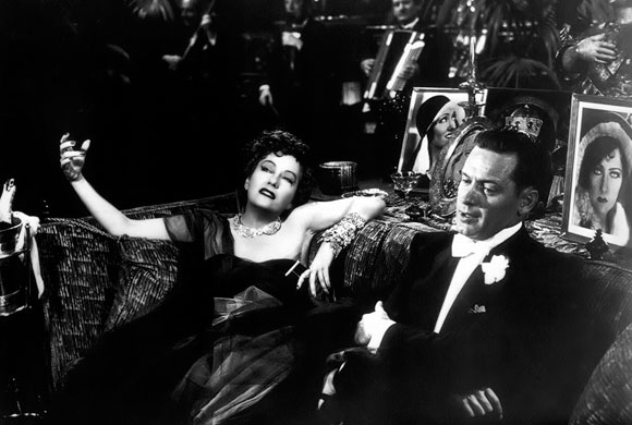 Sunset Boulevard, Billy Wilder,