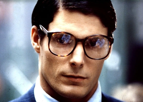 see through walls, superman, christopher reeve,