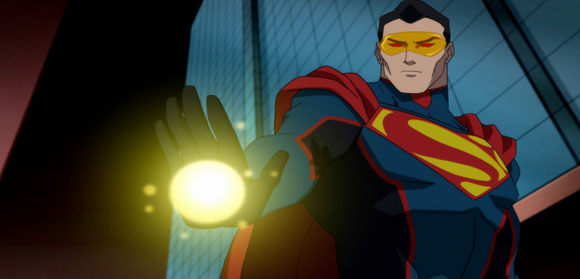 Superman DC animation