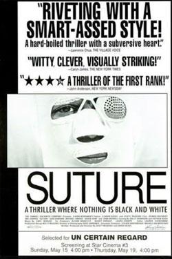 """Suture"" Stitches Delusion To Denial"
