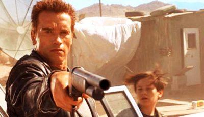 Terminator 2, Film, James Cameron, Arnold Schwarzenegger