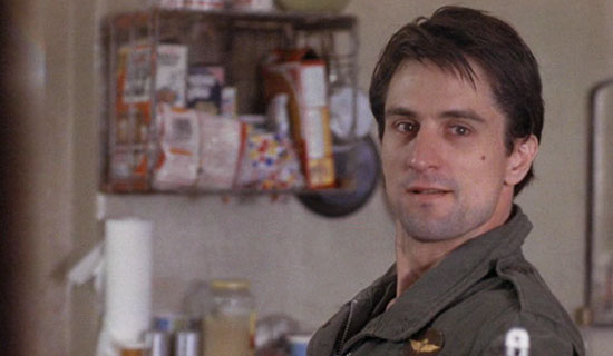taxi driver, film, top 10 de niro films,
