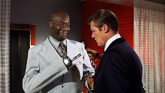 Tee Hee, Top 10 James Bond Villains, Roger Moore, 007,