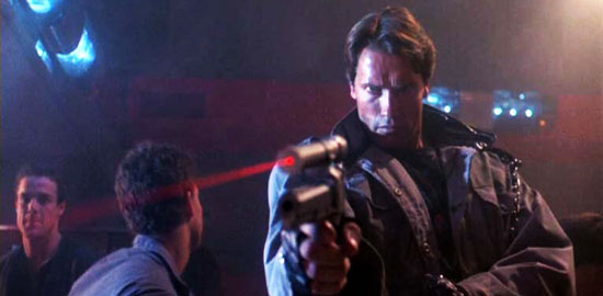 Terminator, Film, Arnold Schwarzenegger, Top 10 Good Guys playing the Bad Guy