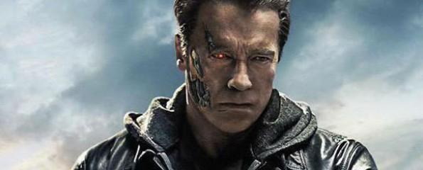 Arnold Schwazenegger in Terminator Genisys