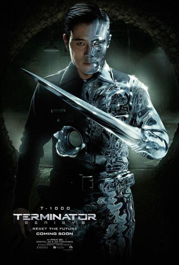 Terminator Genisys - Top 10 Films posters