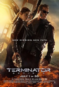 Terminator Genisys film review on Top 10 Films
