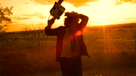 Texas Chainsaw Massacre, Top 10 Films, Horror, Tobe Hooper, Leatherface, Sunset,