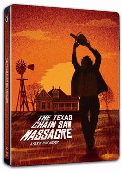 The Texas Chainsaw Massacre, Top 10 Films, Blu-ray, UK