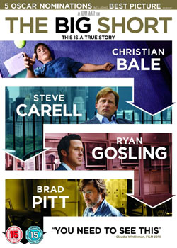 """""""The Big Short"""" Gives The Credit Crunch Faces To Which We Can Angrily Point Our Fingers"""