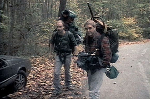 The Blair Witch Project, Top 10 Films, Found Footage Horror
