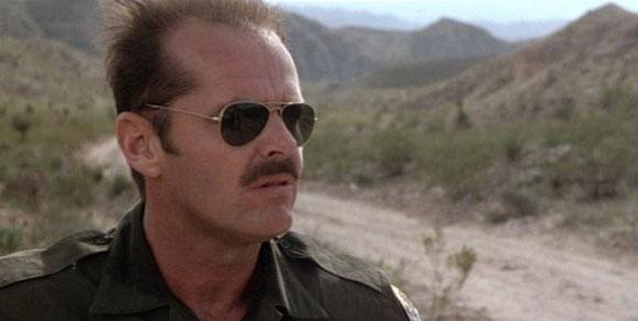 The Border - Jack Nicholson