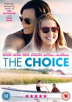 """""""The Choice"""" Satisfies The Thirst Of Those Craving Predictable, Rose-Tinted Romance If No One Else"""