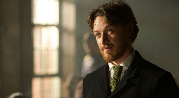 the conspirator film review, robert redford, james mcavoy, robin wright, tom wilkinson