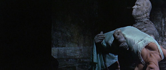 Hammer Films - The Curse Of The Mummy's Tomb