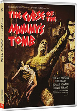 Hammer Films - The Curse Of The Mummy's Tomb - Powerhouse Films' Indicator Series