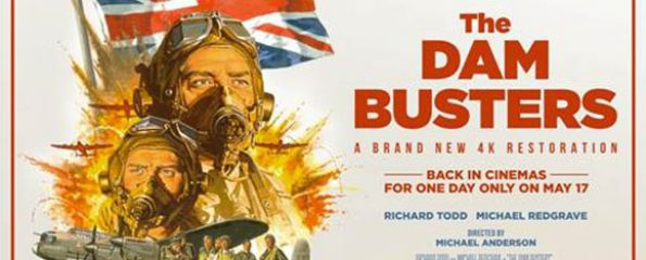 The Dam Busters - UK 4K Restoration Poster