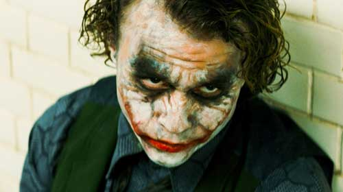 the dark knight, joker, heath ledger,