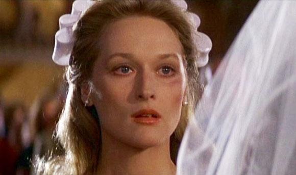 Meryl Streep in Michael Cimino's The Deer Hunter - Top 10 Films