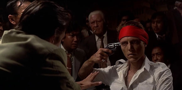 Christopher Walken in Michael Cimino's The Deer Hunter - Top 10 Films