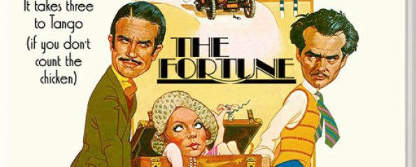 The Fortune - Warren Beatty / Jack Nicholson