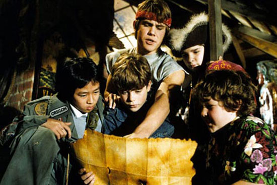 The goonies, film,