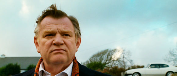 brendan gleeson, the guard,