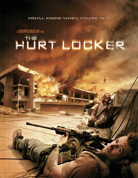 hurt locker best film 2009