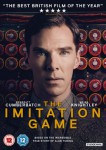 The Imitation Game, Benedict Cumberbatch, Top 10 Films,