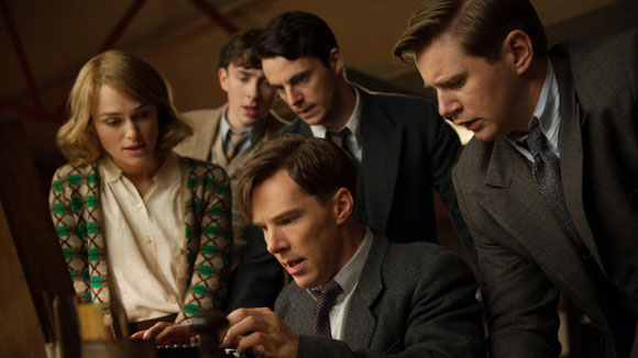 The Imitation Game, Benedict Cumberbatch, Top 10 Films,