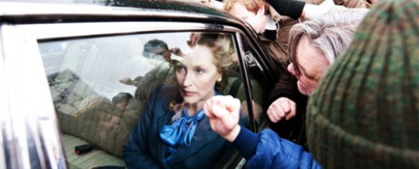 The iron Lady - Meryl Streep