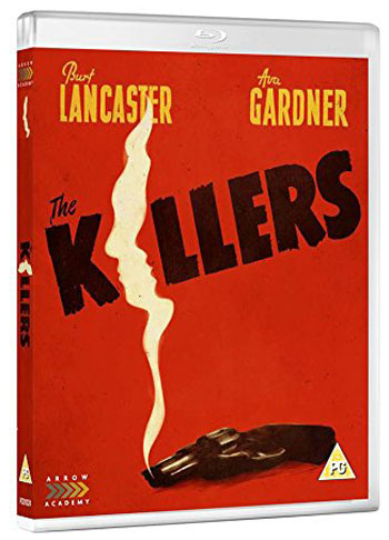 The Killers, Arrow Video Blu-ray