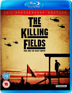 The Killing Fields, Blu-ray, UK