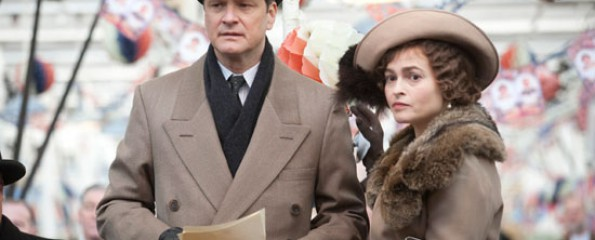 The King's Speech, Film, Helena Bonham Carter, Colin Firth