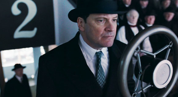 The King's Speech, Tom Hooper, Colin Firth